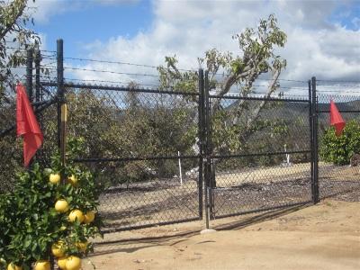 Riverside County Residential Lots & Land For Sale: El Prado Road #005