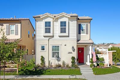 Escondido CA Single Family Home Pending: $639,999