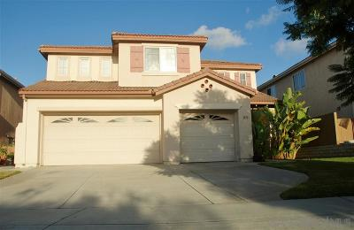 San Diego CA Single Family Home For Sale: $639,900