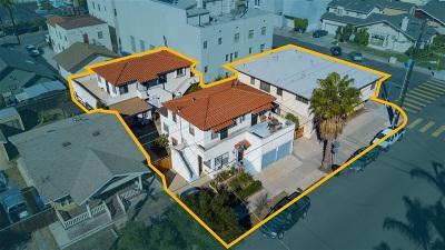 San Diego Multi Family 5+ For Sale: 3782-3794 Granada Avenue