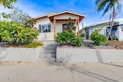 Single Family Home For Sale: 3657 Texas Street