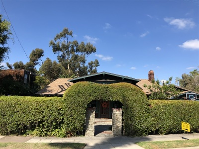 Rental For Rent: 4298 Sierra Vista
