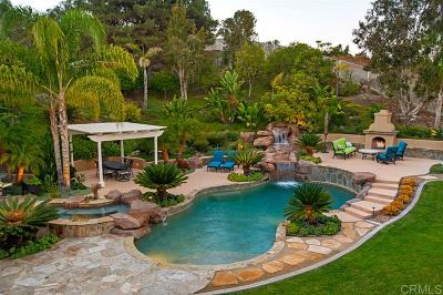 Encinitas Single Family Home For Sale: 2366 Casa Hermosa