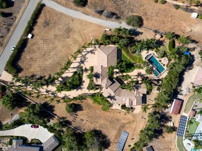 Escondido Single Family Home For Sale: 2990 Rancho Del Sol