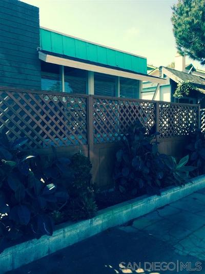 Multi Family 2-4 For Sale: 5075-77 W Point Loma Blvd