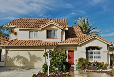 Oceanside Single Family Home For Sale: 421 Via Cruz