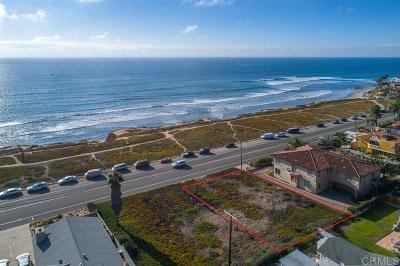 Carlsbad Residential Lots & Land For Sale: Carlsbad Blvd #125