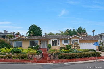 Sunset Cliffs Rental For Rent: 1049 Devonshire