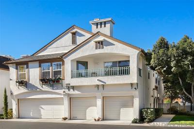 San Diego Townhouse Sold: 11894 Cypress Canyon Rd #1
