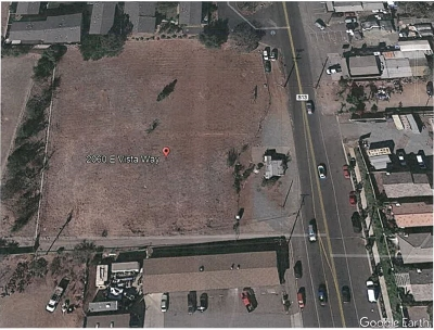 Vista Residential Lots & Land For Sale: 2060 E Vista Way #A