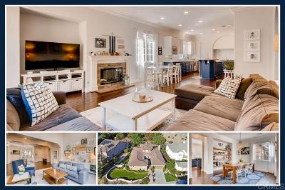 San Elijo Hills Single Family Home Pending: 1455 Lighthouse Rd