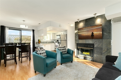 San Diego Attached For Sale: 4525 Mississippi St #8