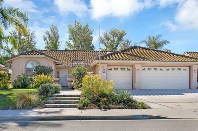 Oceanside Single Family Home For Sale: 4403 Old River St