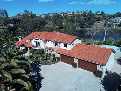 Fallbrook Single Family Home For Sale: 4560 Lake Sycamore Dr