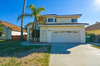 Single Family Home For Sale: 4523 Coronado Drive