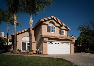 Murrieta, Temecula Single Family Home For Sale: 39885 La Moria Corte