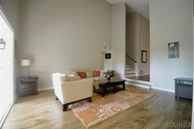 San Diego Single Family Home Sold: 10565 Vista Lago