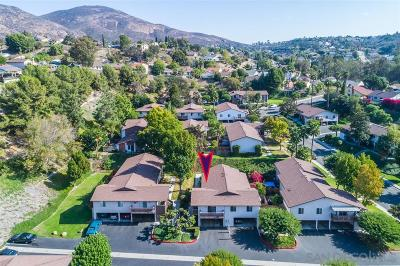 San Diego Townhouse For Sale: 6656 Bell Bluff