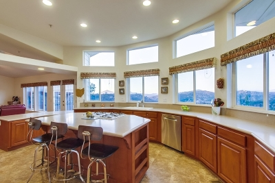 Riverside County, San Diego County Single Family Home For Sale: 12610 Wildcat Canyon Road