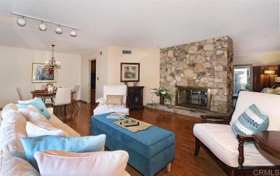 La Mesa Single Family Home For Sale: 9189 Grossmont Blvd. Private Drive