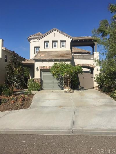 San Marcos Rental For Rent: 1112 Calistoga Way