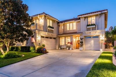 Carlsbad Single Family Home For Sale: 2920 Avenida Pimentera