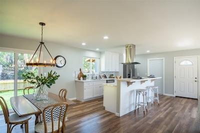 Vista Single Family Home For Sale: 2208 Camino Cantera