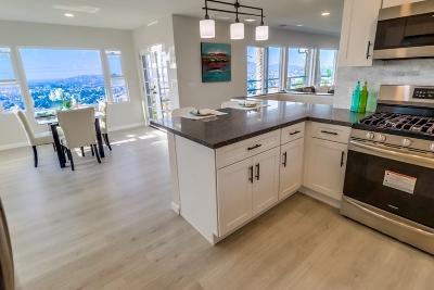 La Mesa Single Family Home For Sale: 4360 Summit Dr.