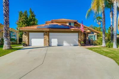 Murrieta, Temecula Single Family Home For Sale: 41827 Marwood Cir