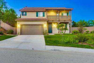 Single Family Home For Sale: 5458 Senegal St