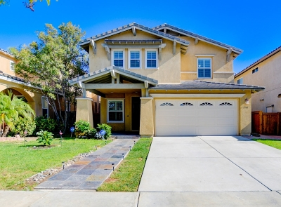 Chula Vista Single Family Home For Sale: 1561 Bedford Avenue
