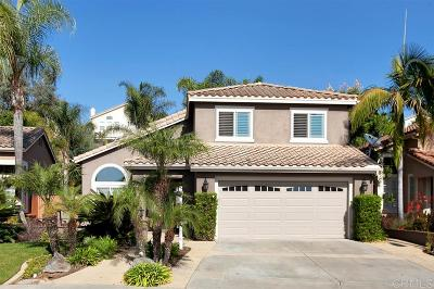 San Diego Single Family Home For Sale: 8814 Gainsborough Ave