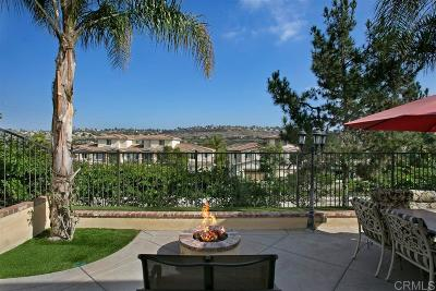 La Costa Greens Townhouse For Sale: 6944 Brass Pl