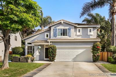 Carlsbad Single Family Home For Sale: 7774 Paseo La Jolla
