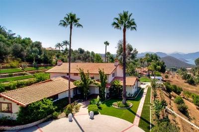 Oceanside,  Carlsbad , Vista, San Marcos, Encinitas, Escondido, Rancho Santa Fe, Cardiff By The Sea, Solana Beach Rental For Rent: 2460 Vista Lago Terrace