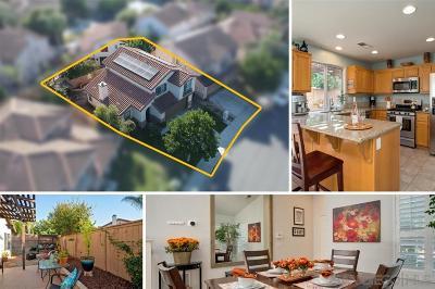 Oceanside Single Family Home For Sale: 4713 Ventana