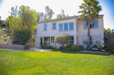 Fallbrook Single Family Home For Sale: 2522 Clearcrest Lane