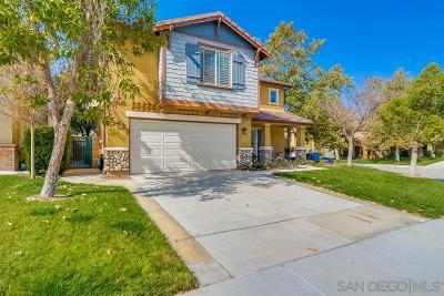 Murrieta, Temecula Single Family Home For Sale: 38081 Tranquila Ave
