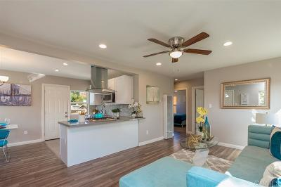 San Diego County Single Family Home For Sale: 2631 E Beyer Blvd