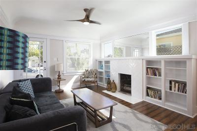 San Diego Single Family Home For Sale: 3390 Herman Ave.