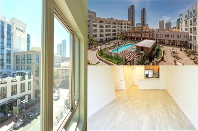 Downtown Attached For Sale: 450 J St #6011