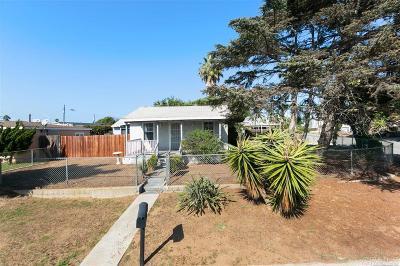 Oceanside Single Family Home Back On Market: 524 San Luis Rey Dr