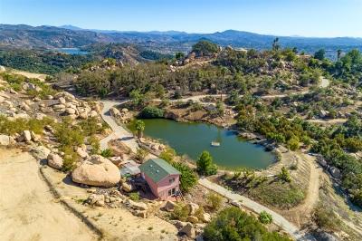 Escondido CA Single Family Home For Sale: $1,850,000