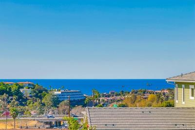 Encinitas Single Family Home For Sale: 185 Pacific View Lane