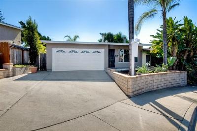 San Diego County Condo For Sale: 4095 Galbar St.