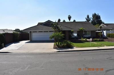 Single Family Home For Sale: 12589 Cresta Way
