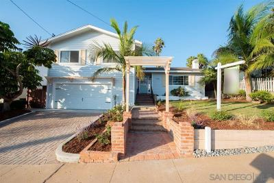 Carlsbad Single Family Home For Sale: 1210 Stratford Dr