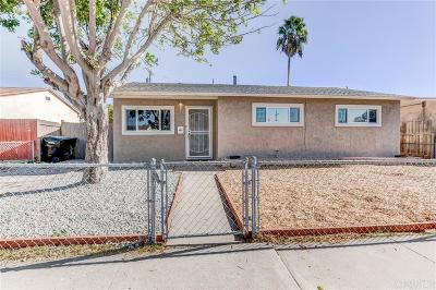 San Diego Single Family Home Sold: 351 Encinitas Ave