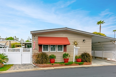 Carlsbad Mobile/Manufactured For Sale: 7316 San Benito #363