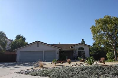 Single Family Home For Sale: 1511 Saran Ct